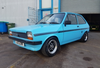 Ford Fiesta 1.1 For sale