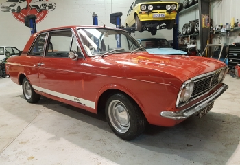 Lotus Cortina Mk2 For sale