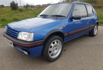 Peugeot 205 GTI 1.9 For sale