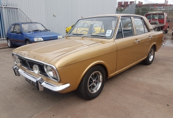 Ford Cortina 1600E For Sale