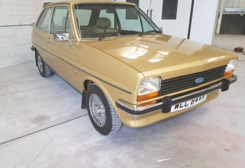 Ford Fiesta 1.3 Ghia -33K - Original unrestored