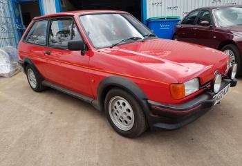 Fiesta XR2