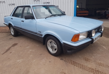 Ford Cortina XR6 3.0