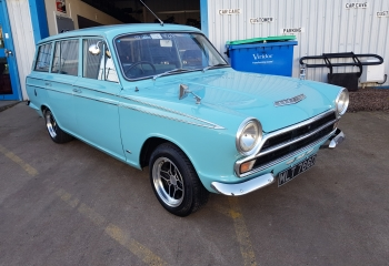 Ford Cortina Mk1 Estate