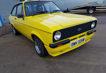 Ford Escort Mexico Replica