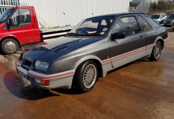 Sierra XR4i Turbo Technics