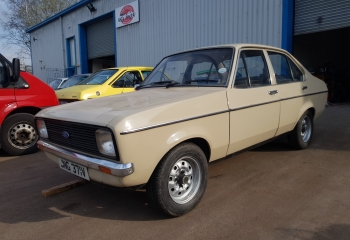 Ford Escort Mk2 - Low Mileage