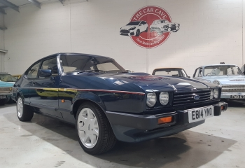 Ford Capri 280 Turbo Technics