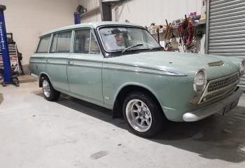 Cortina Mk1 1500 Estate