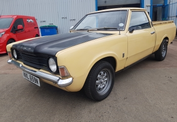 Ford Cortina MK3 P100 Pickup