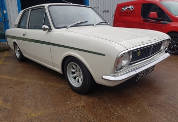 Ford Cortina Mk2 Lotus