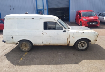Ford Escort Mk2 Van