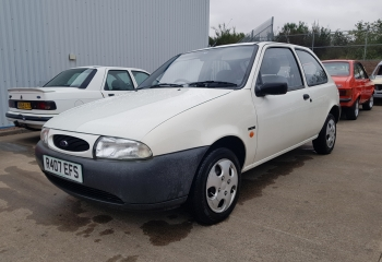 Ford Fiesta 1.3 - 11000 Miles