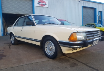 Ford Granada 3.0 GLE Manual