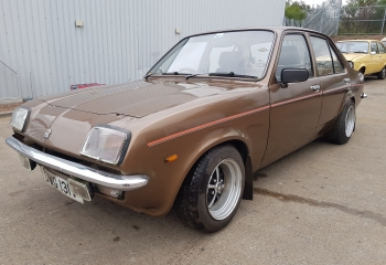 Vauxhall Chevette - 2.0 Pinto
