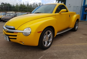 Chevrolet SSR Pickup - 5500 Miles
