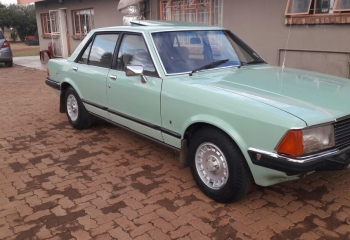 FORD GRANADA MK2 3.0 GHIA FOR SALE
