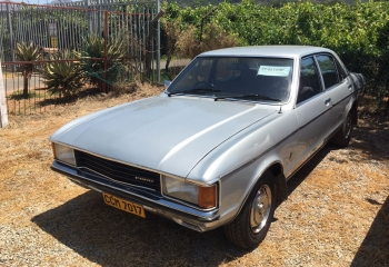 Ford Granada Mk1 3.0 Manual