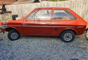 Fiesta Mk1 Project