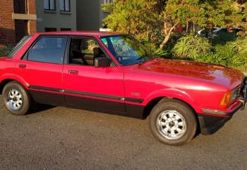 Ford Cortina XR6