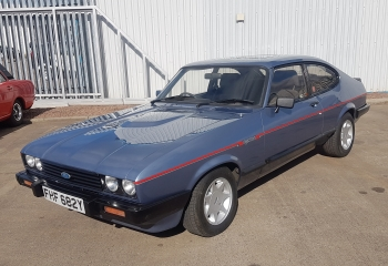 FORD CAPRI 2.8 INJECTION FOR SALE