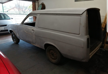 Ford Escort Mk2 Van Shell