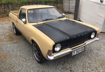 FORD CORTINA MK3 PICKUP FOR SALE