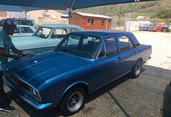 FORD CORTINA MK2 1600 FOR SALE