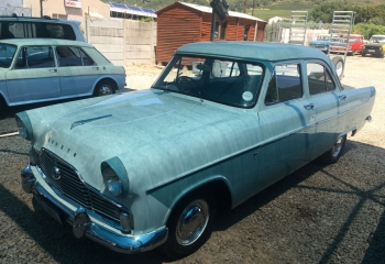 FORD ZEPHYR MK2 FOR SALE