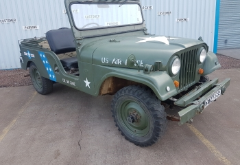 WILLYS JEEP CJ5 FOR SALE