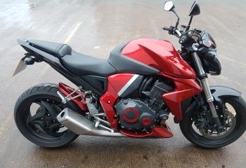 Honda CB1000R Extreme 2010