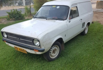 FORD ESCORT MK2 VAN FOR SALE