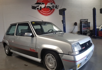 RENAULT 5 GT TURBO FOR SALE