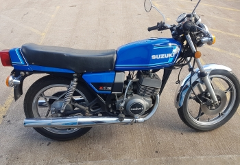 SUZUKI GT250 X7 FOR SALE