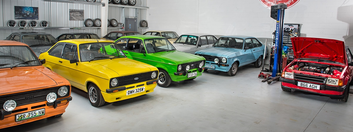 Car Cave Scotland - Used Ford Escort Specialists, Edinburgh
