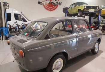 FIAT 850D PARTIALLY 90% RESTORED NEEDS FINISHING
