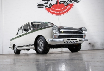 Ford Lotus Cortina Ex Works KPU 380C