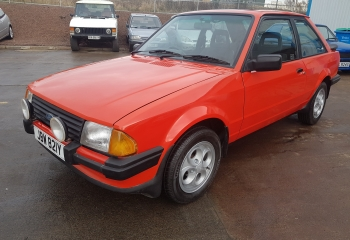 FORD ESCORT XR3 FOR SALE