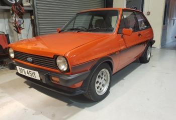 Fiesta Mk1 XR2