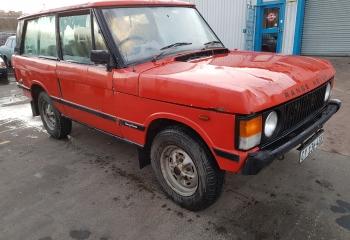 Range Rover Classic 2 Door