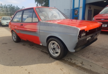 Ford Fiesta Supersport Project