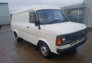 Ford Transit MK2 - Very Solid