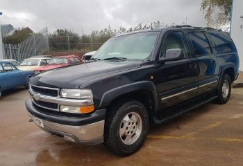 Chevrolet Suburban 4x4