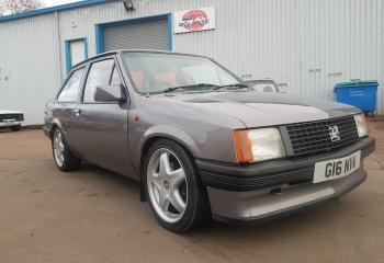 Vauxhall Nova 2.0 16V