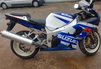 Suzuki GSXR1000K1 - 15k Miles