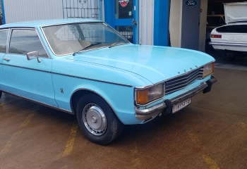 Ford Granada Coupe 3.0 Auto