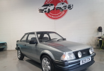 Ford Escoprt XR3i