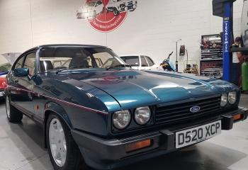Ford Capri Broooklands - 28000 Miles