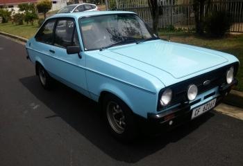FORD ESCORT MK2 1600 SPORT VERY ORIGINAL CAR