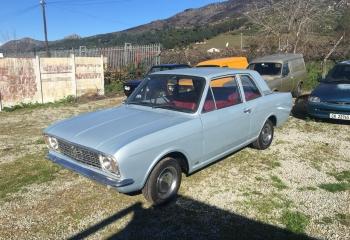 Cortina Mk2 2 Door